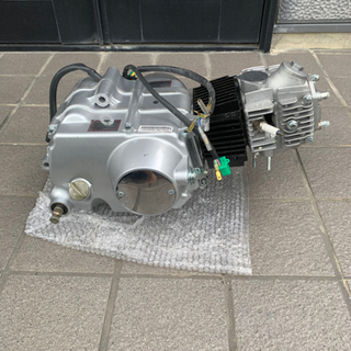 中華エンジン 107cc  クラッチ付き4速