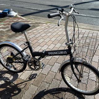 大人気折り畳み自転車‼️