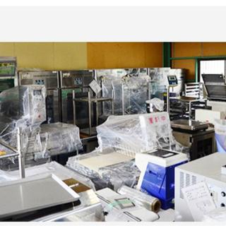 製パン及び食品加工機械全般 買取&販売