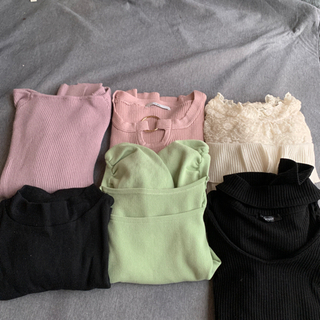 GRLカットソー6点美品