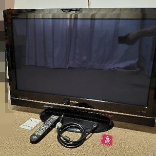 プラズマテレビ37V型(お取引中)
