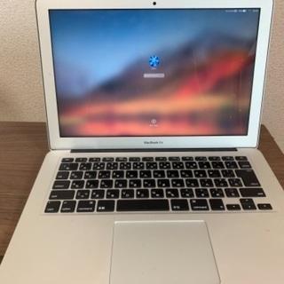 【ネット決済・配送可】MacBook Air(13-inch.2...