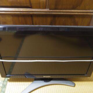 シャープ液晶テレビ【26インチ】2010年製造