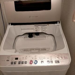 【ネット決済】美品⚫洗濯機シャープAg+イオンコート ES-TG...