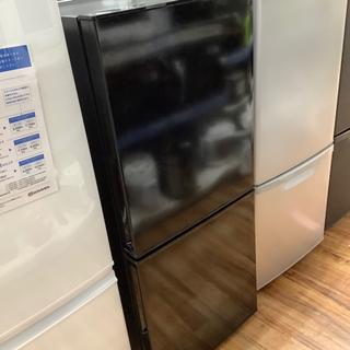 2ドア冷蔵庫 ニトリ 2021年製 106L