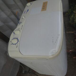 二層式洗濯機2006年製