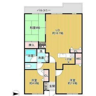 【新石切駅】令和2年2月にリフォーム済み🎵 上層階😲 駅徒歩4分🦶
