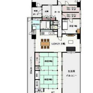 【河内小阪駅】最上階😲 リノベーション🎵 ペット相談🐶