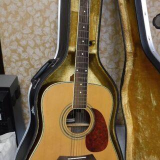 ★値下・修正しました アコースティックギター Elios B30...