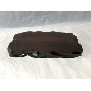 e952 敷板 木製 茶道具