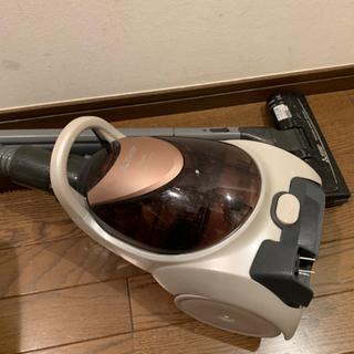 【ジャンク扱い】三菱キャニスター(紙パック)掃除機 Be-K T...