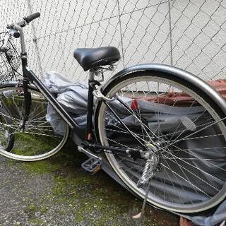 使わないなので、自転車を出品します。