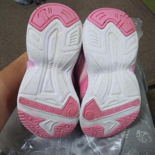 プリキュア靴 18㎝ - 半田市
