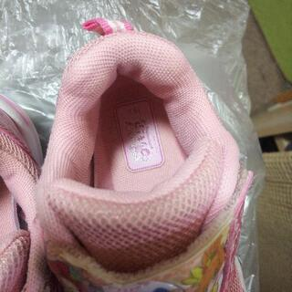 プリキュア靴 18㎝ − 愛知県