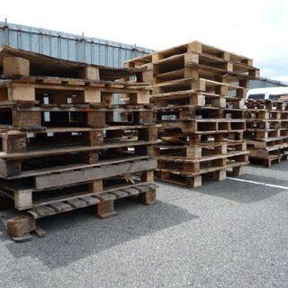 木製パレット(割れ・ジャンク)