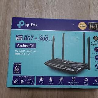 【ネット決済】TP-LINK ARCHER C6 WIFI RO...