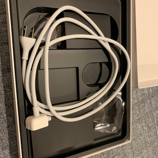 MacBook Pro用箱&コード