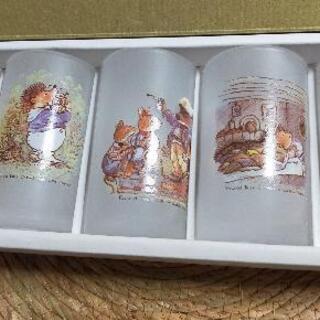 グラスセット コップ 昭和レトロ