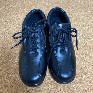 ファスナー付き靴・新品