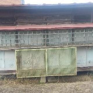 物置小屋、鳥小屋