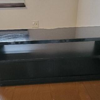【ネット決済】テレビボード ブラック   32v~43v型対応 ...