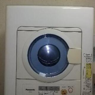 Panasonic製_衣類乾燥機