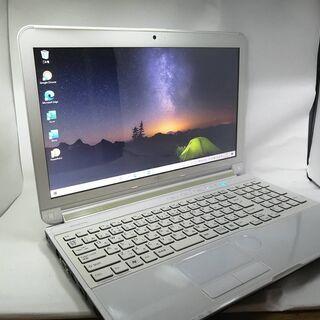 富士通 AH77 Corei7 サクサクPC WIN10 SSD...