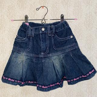 デニムスカート♡120cm