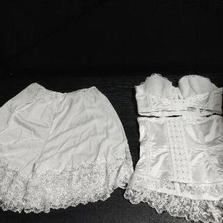【ネット決済】ウエディングドレスの下に着るやつセット