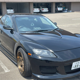 rx-8 売ります 車検1年半以上 北海道から