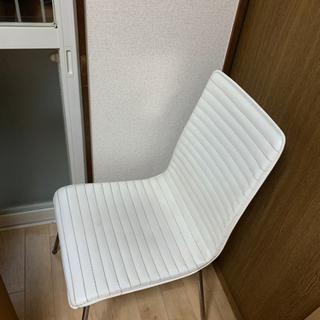 椅子2脚 0円の画像