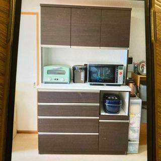ニトリ食器棚キッチンボード(ゾロ120KB)