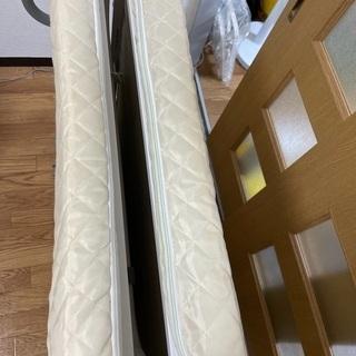 【本日限定】折りたたみベッド − 愛知県