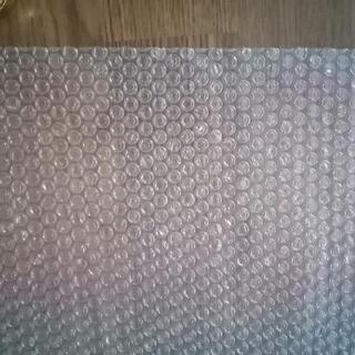 プチプチ梱包資材