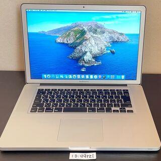 美品 MacBook Pro MacOS catalina 15...