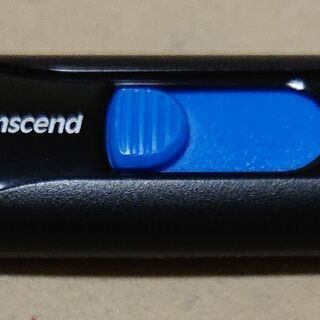 USBメモリーTranscend 16GB USB3.0