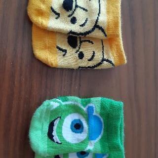 【ベビー用靴下2セット】