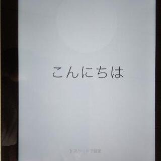 【美品】iPad WiFi 16GB BLACK MC705J/A