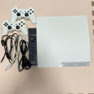 PS3 3000A  リモコン付 コントローラ2つ