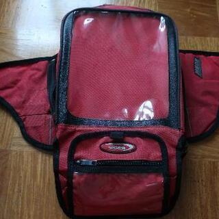 【ネット決済・配送可】マグネット式タンクバッグ