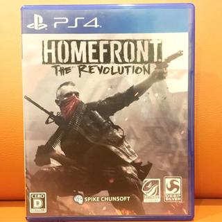 非売品!美品 日本語版HOMEFRONT the Revolution