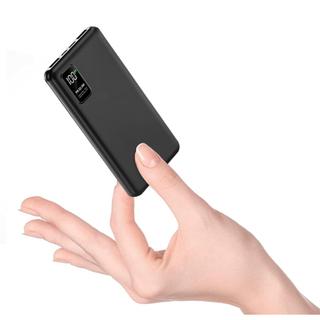 【新品未使用】モバイルバッテリー 10000mAh 大容量 PD...