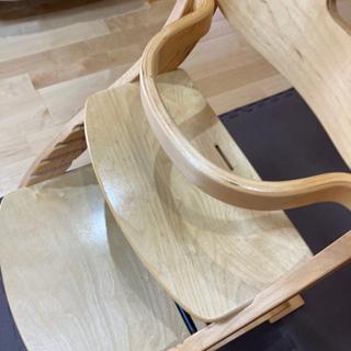 木製ベビーチェア − 愛知県