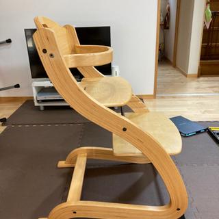 木製ベビーチェア - 家具