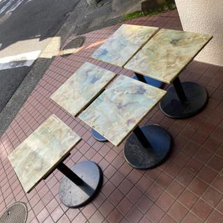 スナック カフェ 喫茶店 レトロ テーブル