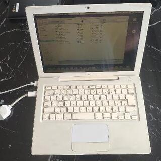 A1181 Macbook 2007 メモリー2G 動作確認後H...