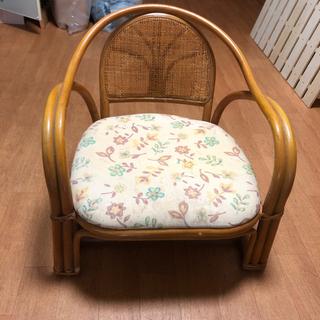 早い者勝ち 籐の椅子 無料