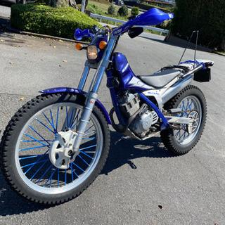 【ネット決済】スコルパ125  トライヤルバイク