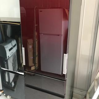 【直接引取送料無料】シャープ どっちも4ドア冷蔵庫 SJ-GT4...