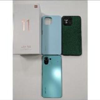 【ネット決済】Xiaomi mi11 lite 5G ミントグリ...